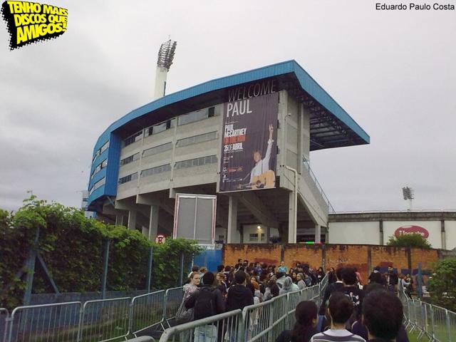 Relato - Paul McCartney em Florianópolis (25-04-12)