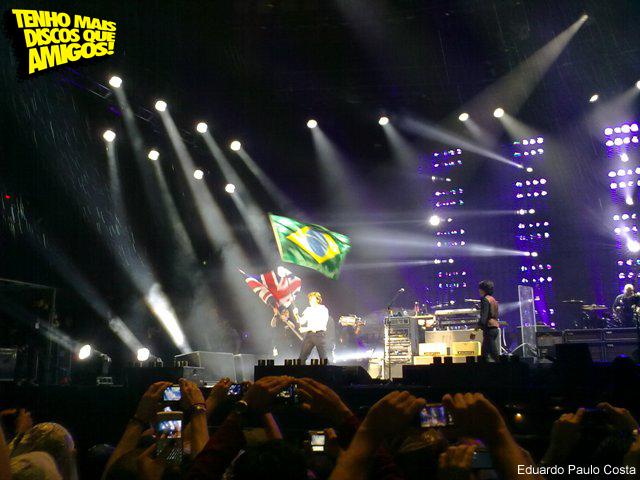 Relato - Paul McCartney em Florianópolis