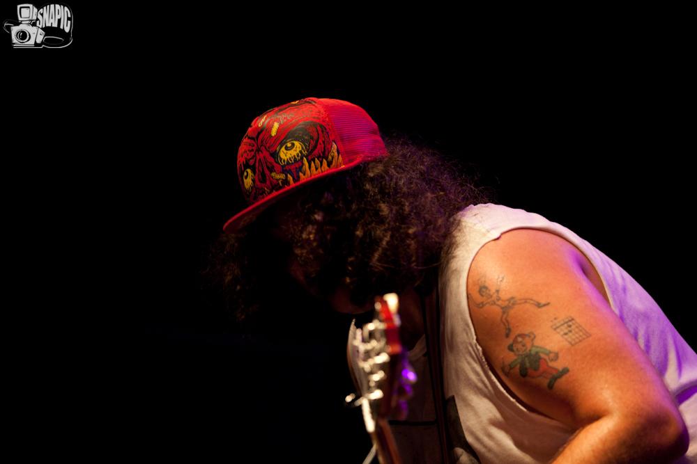 Leptospirose no Abril Pro Rock 2012