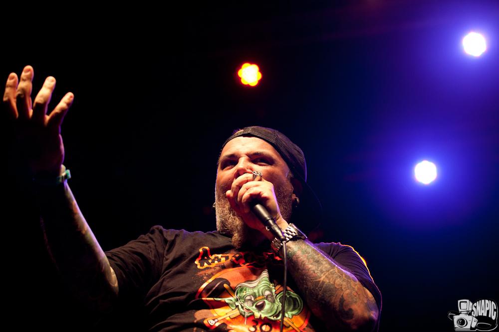 Ratos do Porão no Abril Pro Rock 2012