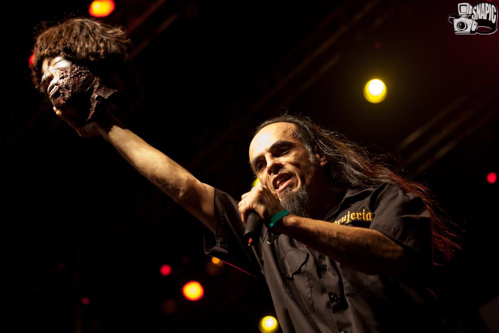 Brujeria no Abril Pro Rock 2012