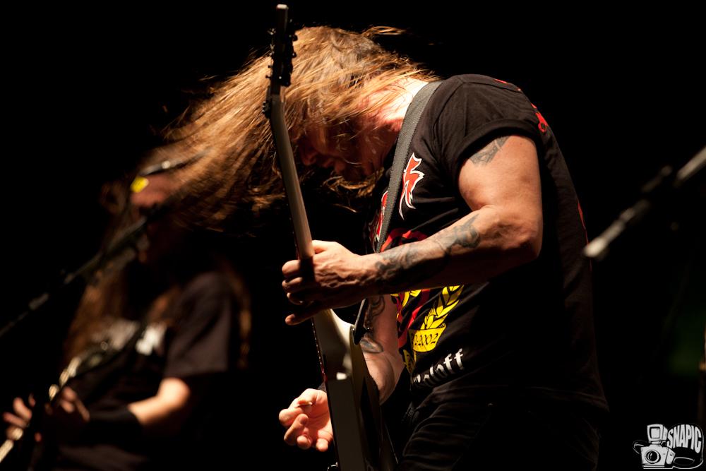 Exodus no Abril Pro Rock 2012