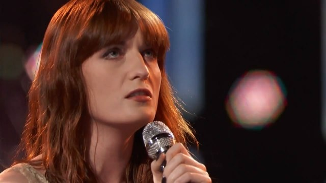 Nova música de Florence and the Machine