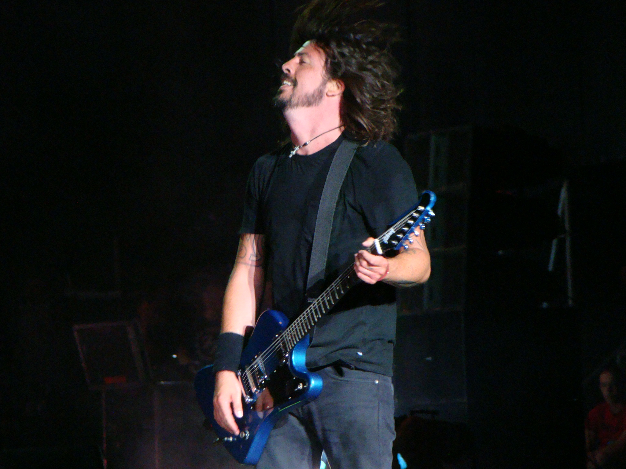 Foo Fighters no Chile