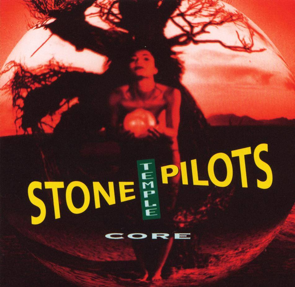 Capa do álbum Core do Stone Temple Pilots
