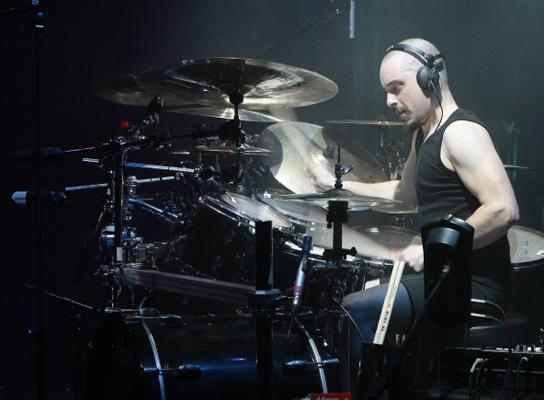 baterista do cradle of filth gravando novo álbum