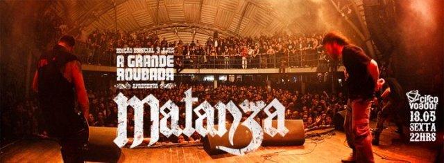 Resenha: Miami Bros, Flicts e Matanza no Rio de Janeiro (18/05/12)