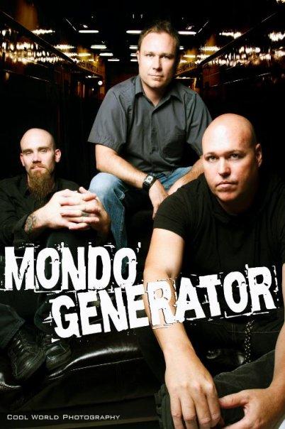 Ouça Nova Faixa do Mondo Generator com Participação de Josh Homme e John Garcia