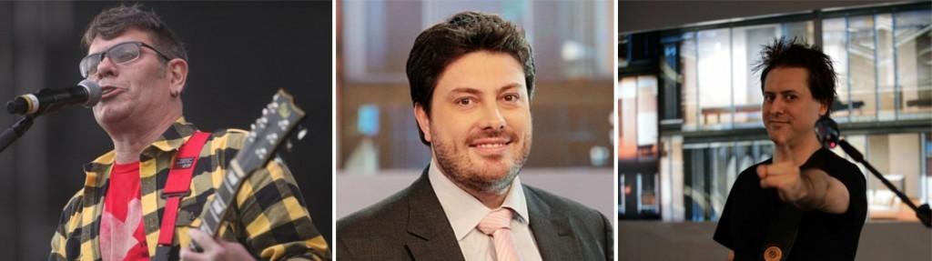 Ultraje a Rigor e Danilo Gentili do Agora é tarde