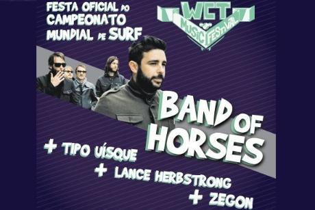 Resenha Tipo Uísque e Band of Horses no WCT Music Festival