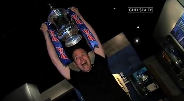 Mark Hoppus é fã do Chelsea