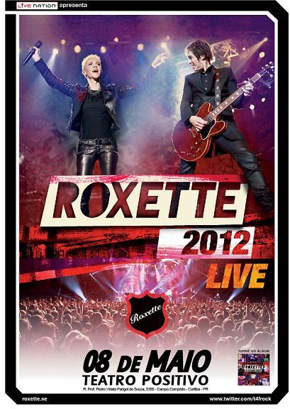 Roxette em Curitiba