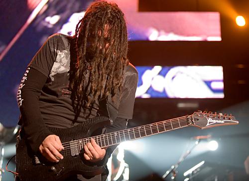 Head de volta ao Korn?