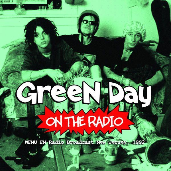 Green Day - On The Radio (Live at WFMU FM Radio Broadcast New Jersey 1992)