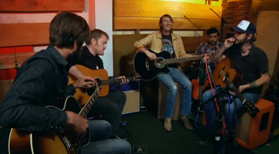 Band Of Horses no Costella Live Sessions