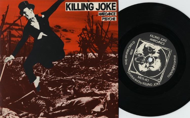 Killing Joke - Wardance