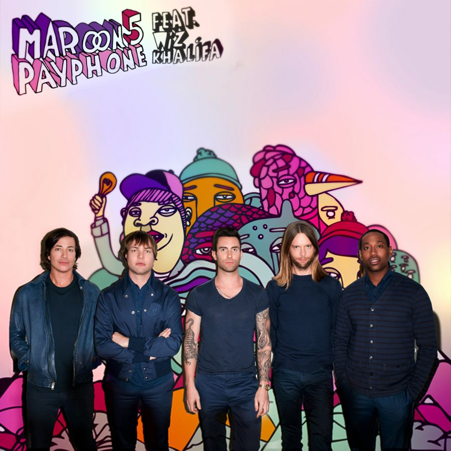Maroon 5 - Payphone (Featuring Wiz Khalifa)