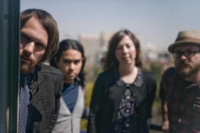 Silversun Pickups no Letterman