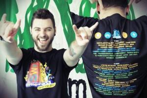 Camiseta do SWU