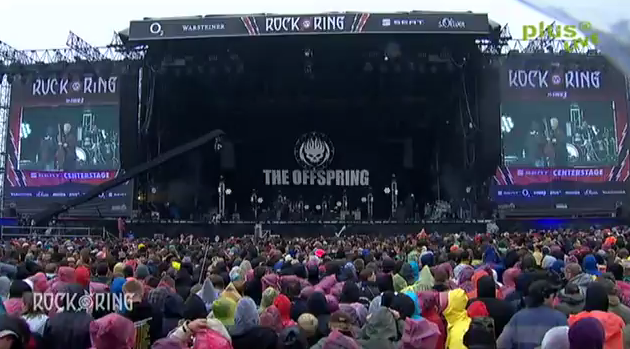 The Offspring no Rock Am Ring