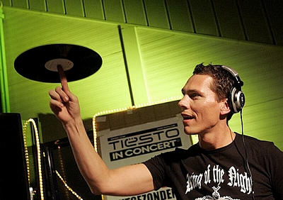 Tiesto é o DJ mais rico do mundo
