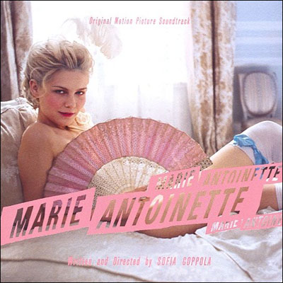 Trilha Sonora - Marie Antoinette