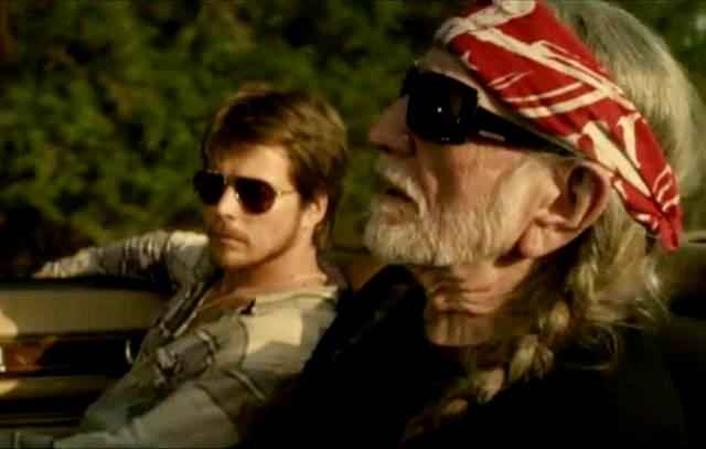 Novo clipe de Willie Nelson