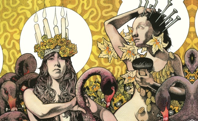 Baroness libera preview do novo álbum