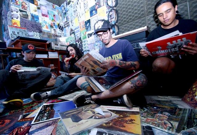ÀBrasa Concede Música Para Audição, Entrevista e Fotos Exclusivas para o TMDQA!