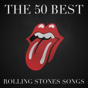 As 50 melhores músicas do Rolling Stones
