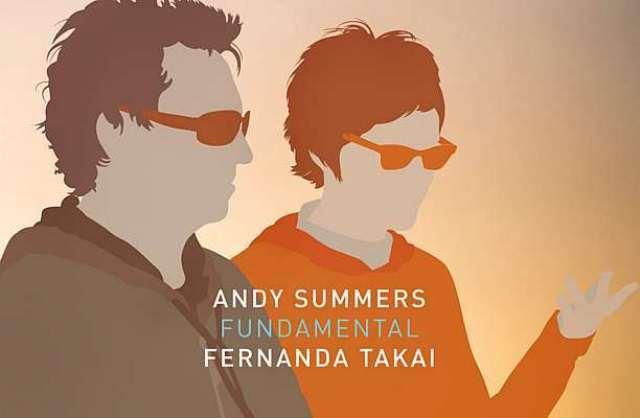 Fernanda Takai e Andy Summers