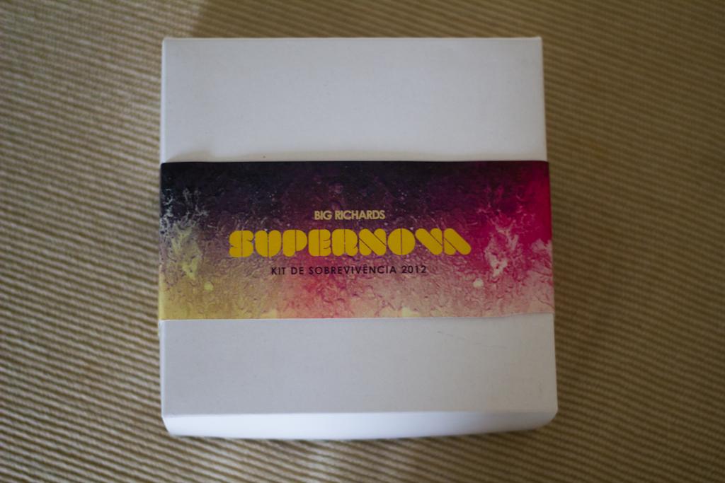 Big Richards - Supernova