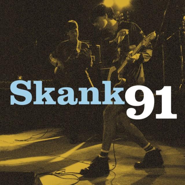 Skank 91 o novo álbum do Skank