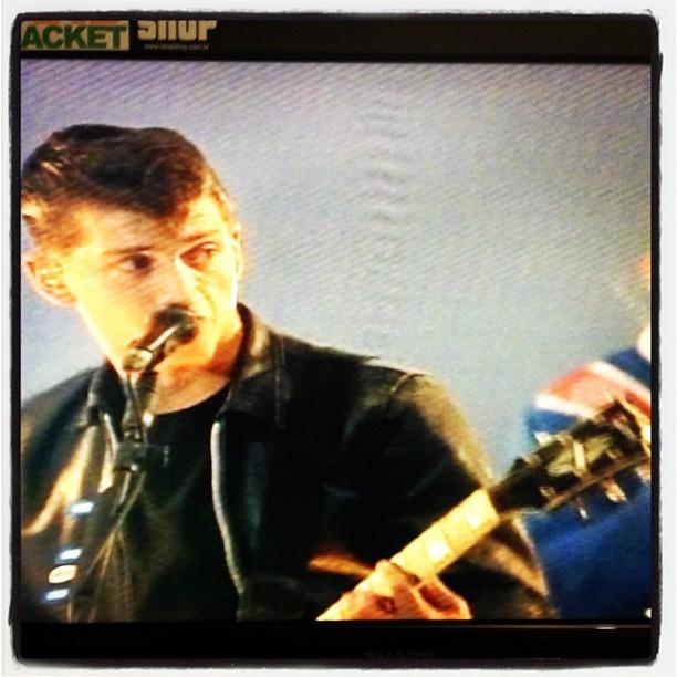 Arctic Monkeys nas Olimpíadas