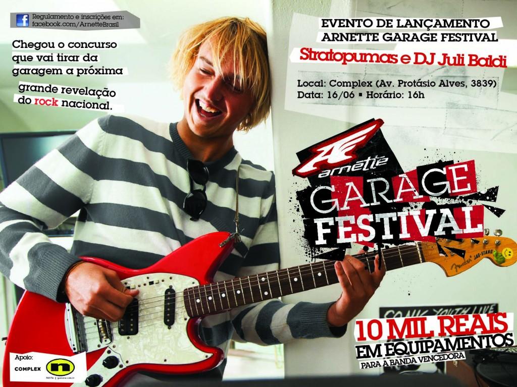 Arnette Garage Festival