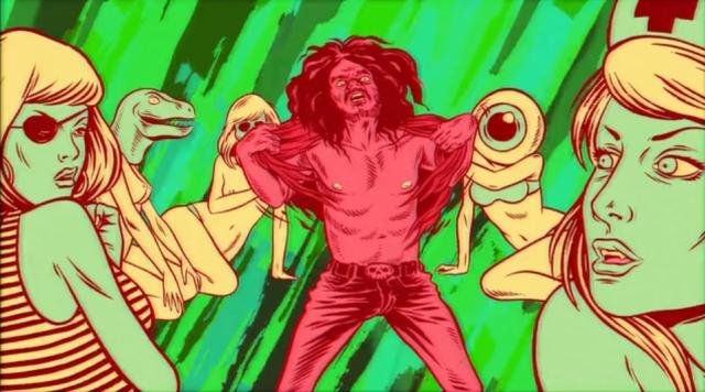 "Black Drawing Chalks Divulga Teaser do Videoclipe de ""The Stalker"""