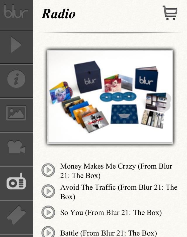 The Blur App