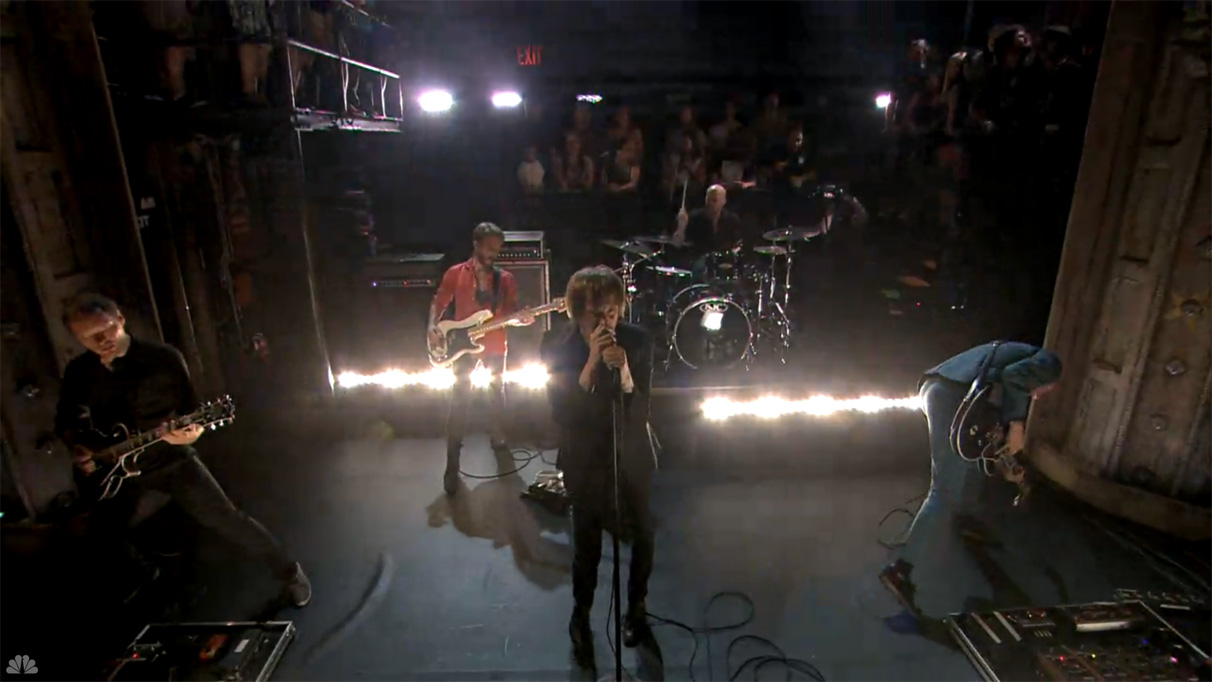 Confira o Refused no Late Night with Jimmy Fallon