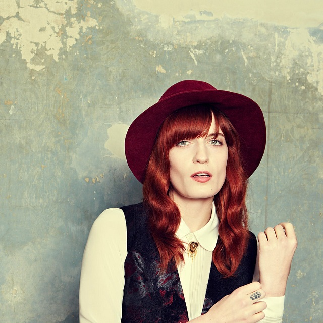 Florence + The Machine no Good Morning America