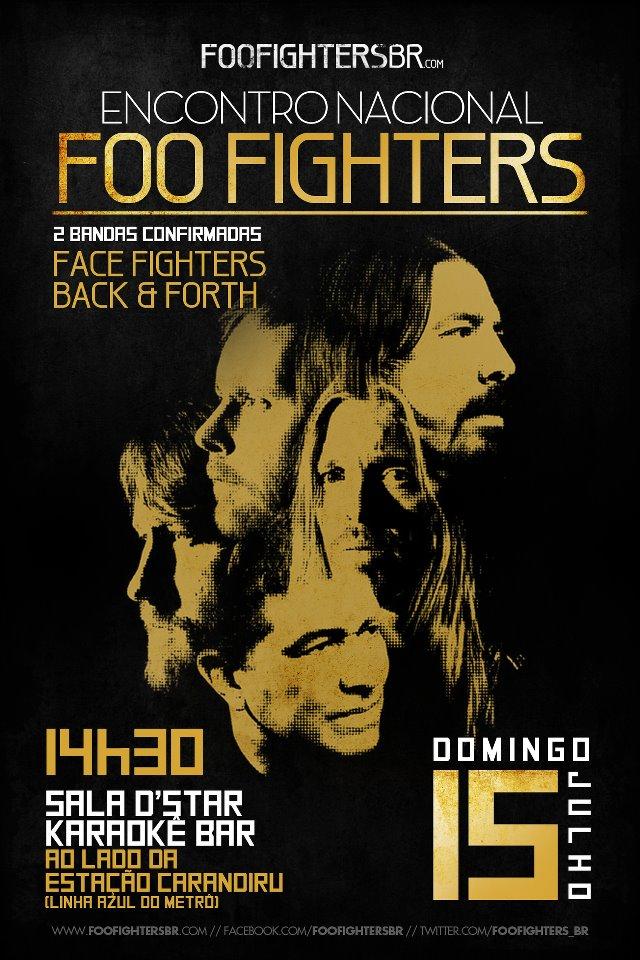 Foo Fighters Brasil Promove Encontro Nacional de Fãs da Banda