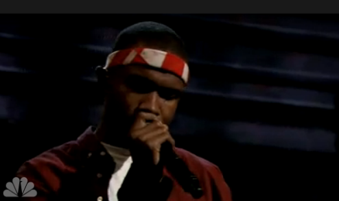 Frank Ocean no Jimmy Fallon