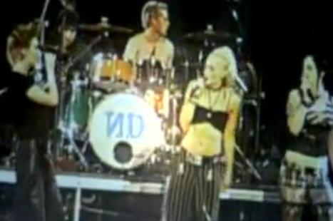 Gwen Stefani, Shirley Manson e Brody Dalle