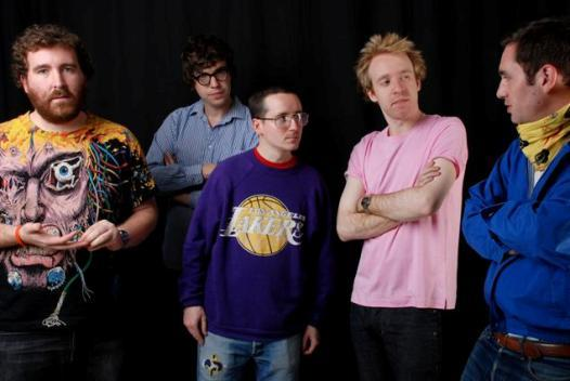 "Hot Chip toca ""Dont Deny Your Heart ""no Jimmy Fallon"