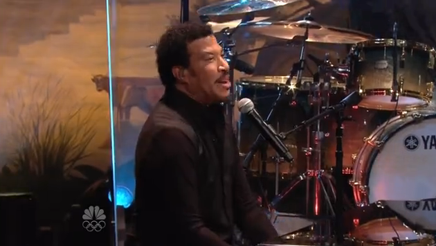 Lionel Richie e Good Charlotte