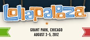 Lollapalooza Chicago 2012