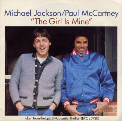 Michael Jackson e Paul McCartney
