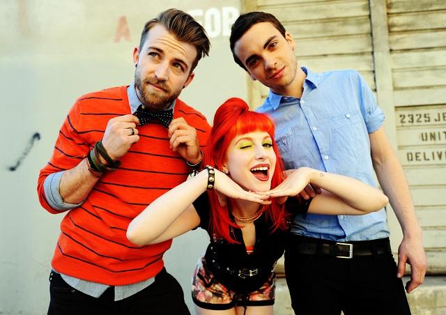 Hayley Williams grava vocais de novo álbum do Paramore