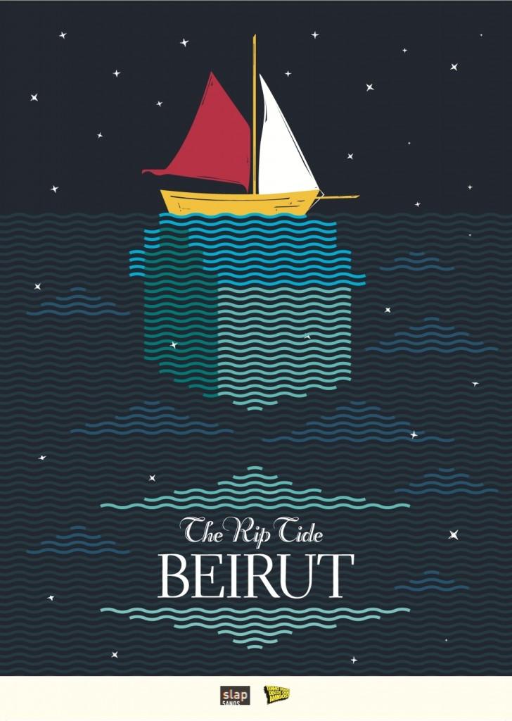 Pôster do Beirut