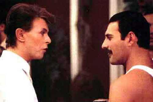 Queen e David Bowie