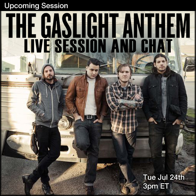 Site Publica Que The Gaslight Anthem É Pior Que Nickelback